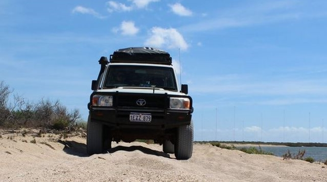 Landcruiser Workmate