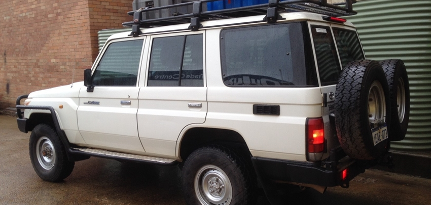 Landcruiser Canning Stock Route Australia