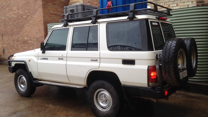 4x4 Hire Canning Stock Route