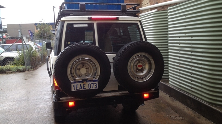 4x4 rentals Canning Stock Route