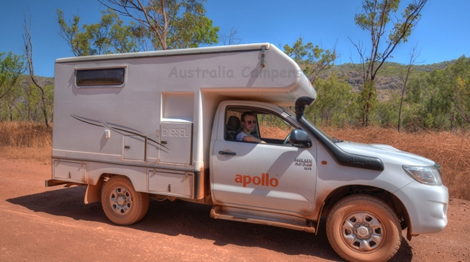 Apollo Adventure 4WD