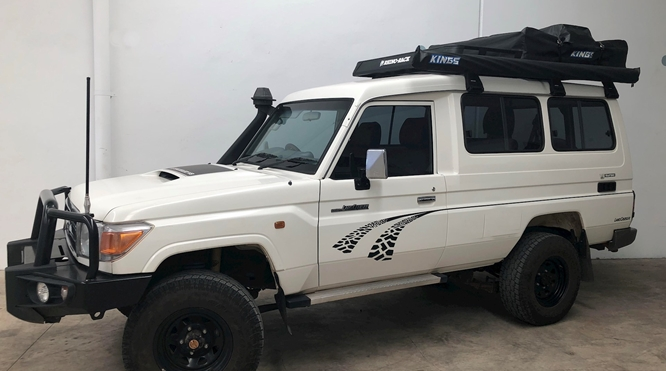Troopcarrier 4WD