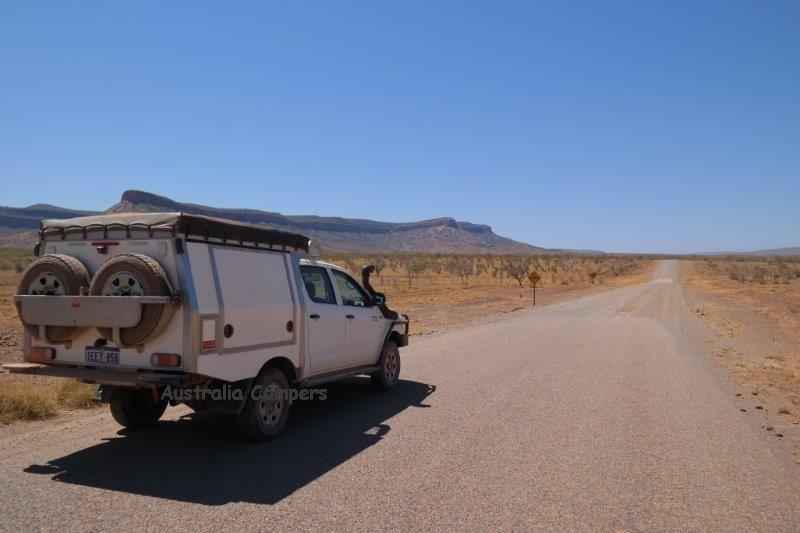 4WD campervan 4x4 motorhome Australia | Australia 4WD