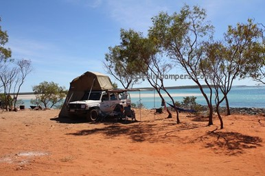4WD Camper Kooljaman Cape Leveque