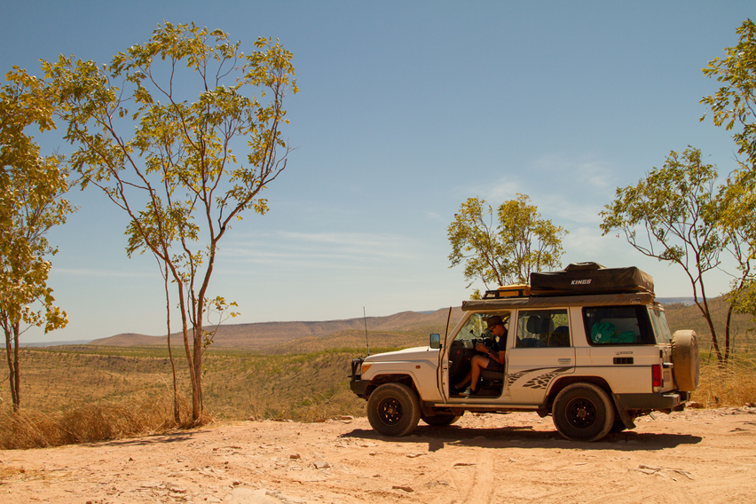 Gibb River Road Australia Campers
